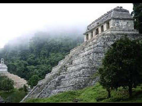 Паленке. Древняя столица Майя. Утраченные миры