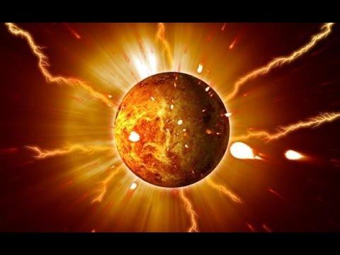 Тайны великого Солнца. Вспышки и магнитные бури.
