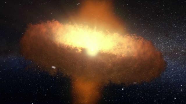 Чужие галактики. Вселенная.