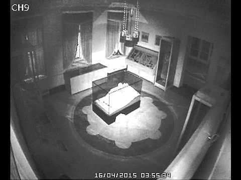 Привидение в Даугавпилсском музее