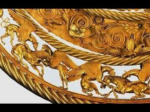 Послание скифов. Шокирующие артефакты древних цивилизаций