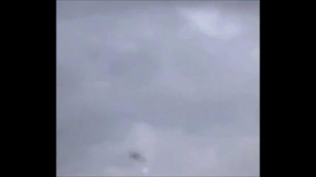 UFO Sighting over Rendlesham Forest?