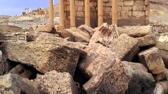 Наследие человечества - Масада, Пальмира, Дамаск