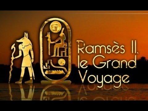 Рамзес Второй. Великое путешествие