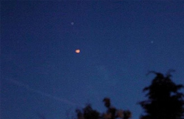 Видео НЛО в Петрозаводске