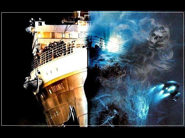 Тайна призраков. Гибель Титаника