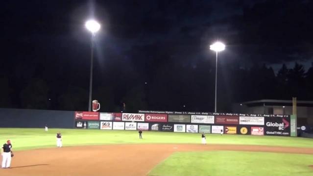 Видео НЛО над Ванкувером