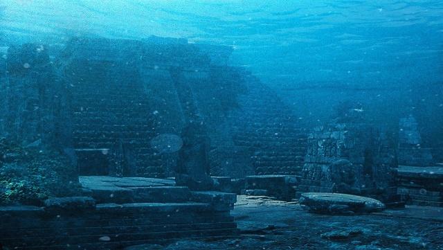 Подводная Атлантида. Гиперборея.Титаны моря