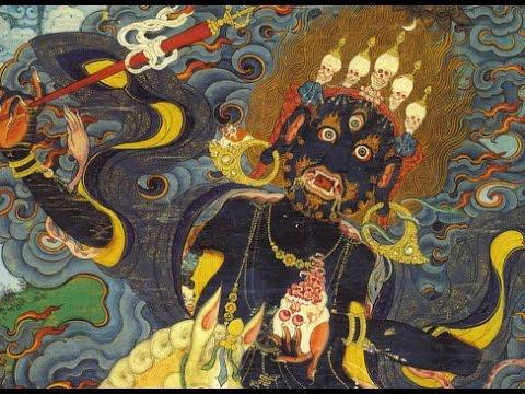 Артефакты Тибета. Тибетская Книга мертвых. Затерянные миры