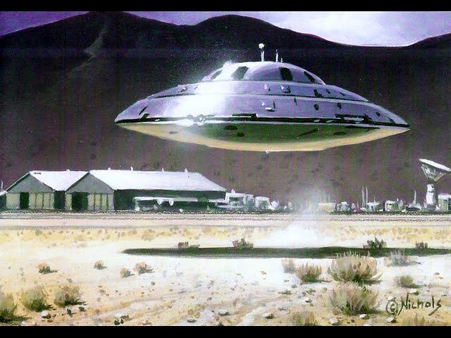 Секретная зона 51. Американская военная база в Неваде