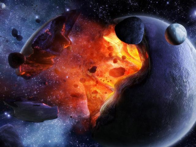 Фаэтон - неизвестная планета Солнечной Системы