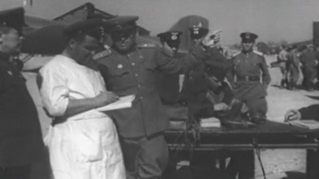 Рассекреченная история Ашхабад 1948