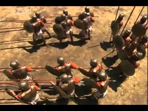 Битва при Гавгамелах. Александр Македонский. Великие сражения древности.