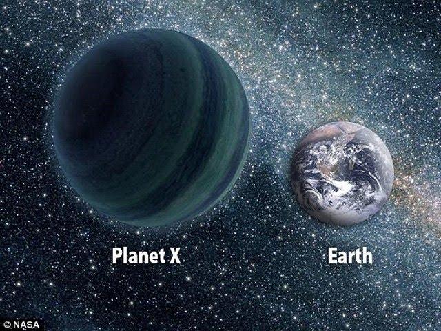 Неизвестная планета в Солнечной системе. Контактеры. Пришельцы