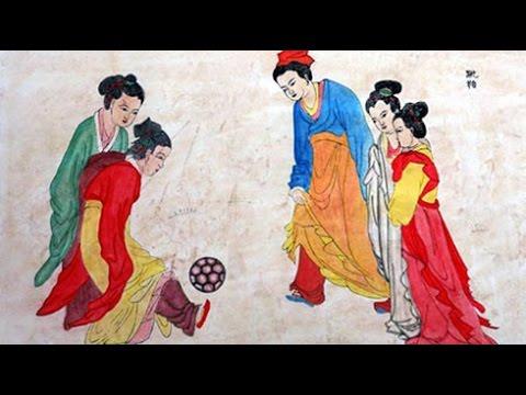 Спорт в древнем Китае