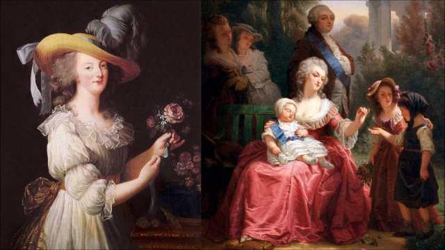 Мария-Антуанетта - королева и толпа. Всё так. Историк Наталия Ивановна Басовская