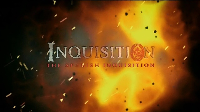 Святая инквизиция Испанская инквизиция