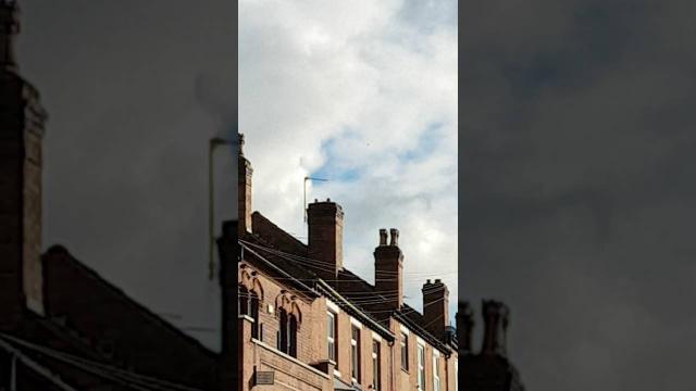 Видео НЛО в Англии