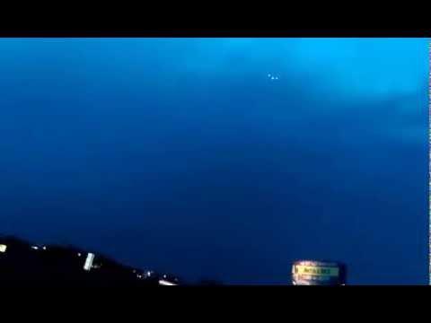 Массовое наблюдение НЛО над Хьюстоном (США)