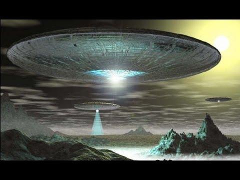 Контакты людей с НЛО. Внеземной разум.