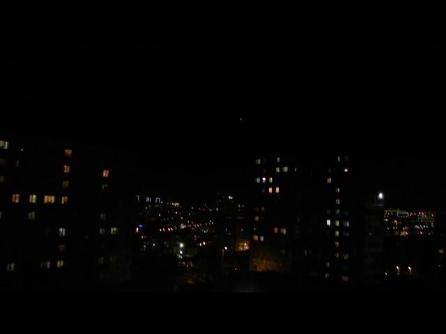 НЛО Владивосток 24.11.2016