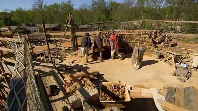 02 Как построить средневековый замок