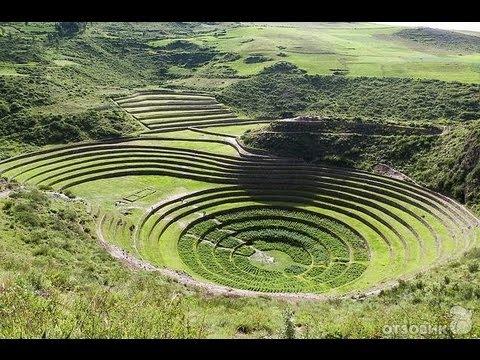 Мифы и легенды древних народов мира - Перу, Инки