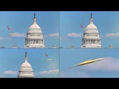 НЛО над Вашингтоном