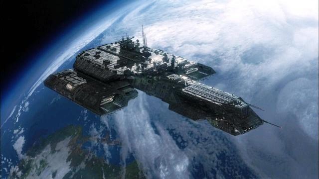 Серия 07: Как построить космический корабль
