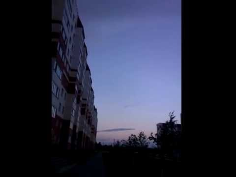 НЛО в Барнауле