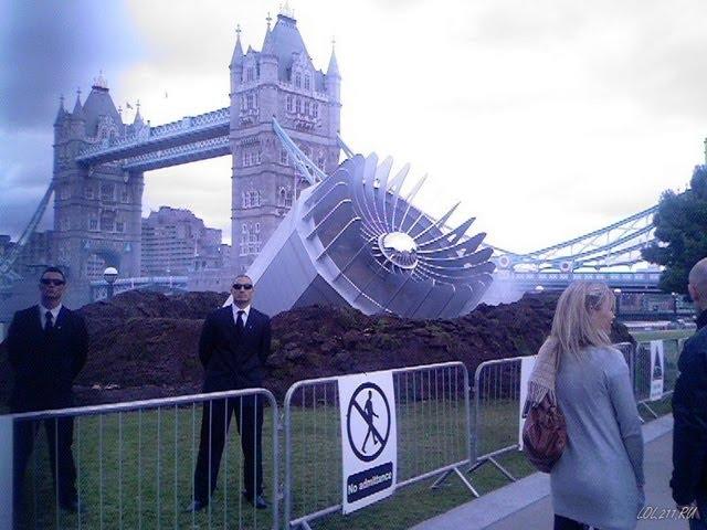 Секретные территории - НЛО - Британское досье - 16.09.2011
