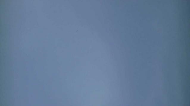 Видео cигарообразный НЛО над Манчестером