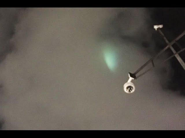 Видео НЛО над Мехико