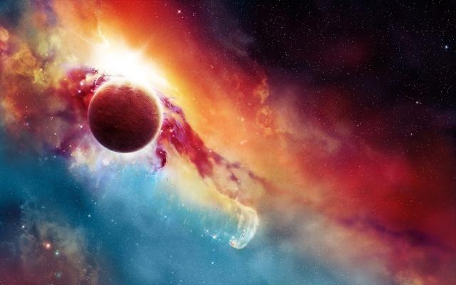 Вселенная — Гравитация