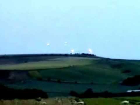 Огни на поле Великобритании Видео