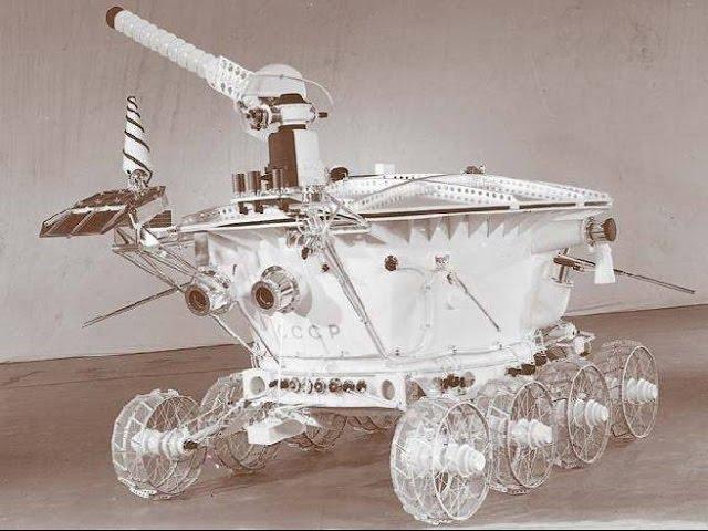 Космическая гонка. Битва за Луну. Первый советский лунаход.