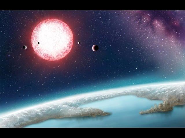 Найдено 700 планет пригодных для жизни, секретные территории, документальный фильм