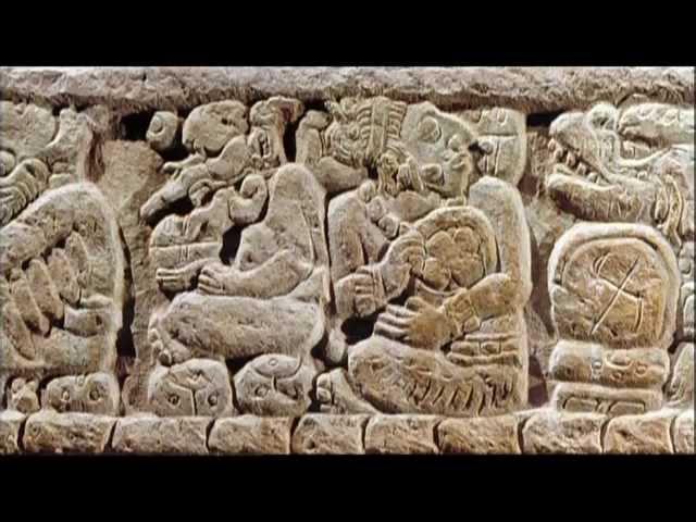 Тайна кода майя