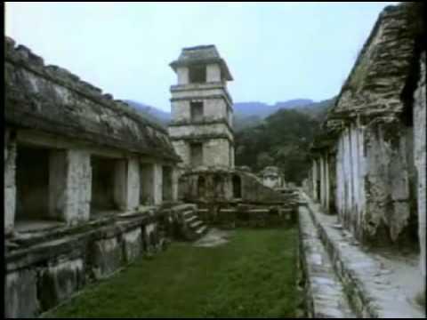 Падение империй ацтеков и майя. Великие города древнего мира
