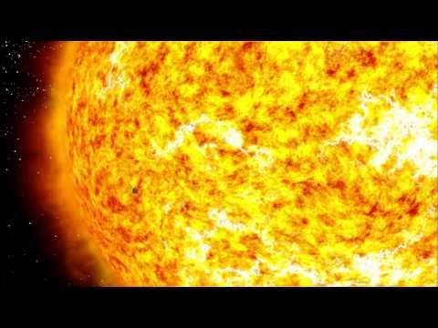 Вселенная - Темный Будущее Солнца
