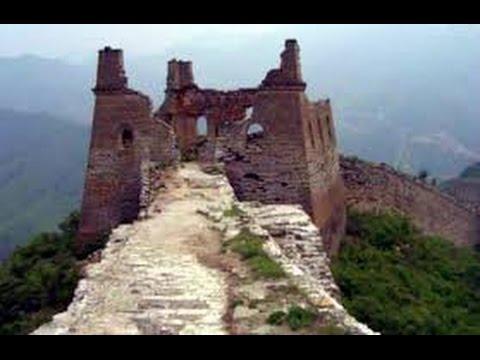 6000 км загадок. Великая китайская стена. Загадки древности