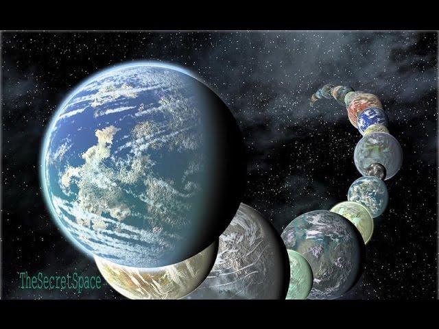 В поисках планет земного типа. Космические путешествия