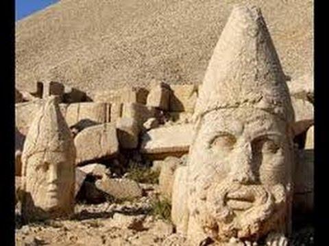 Армянское нагорье. 12 тысяч лет назад.Следы неизвестной цивилизации. По следам тайны