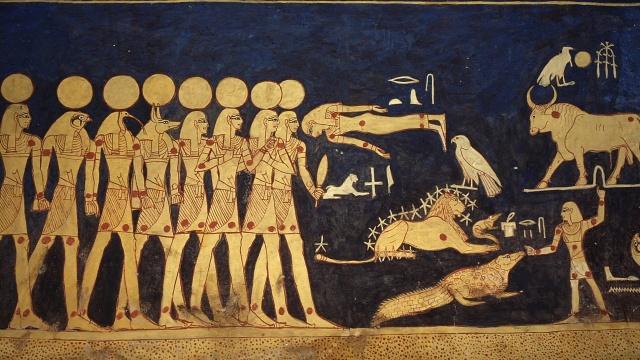 Мумии: Секреты фараонов