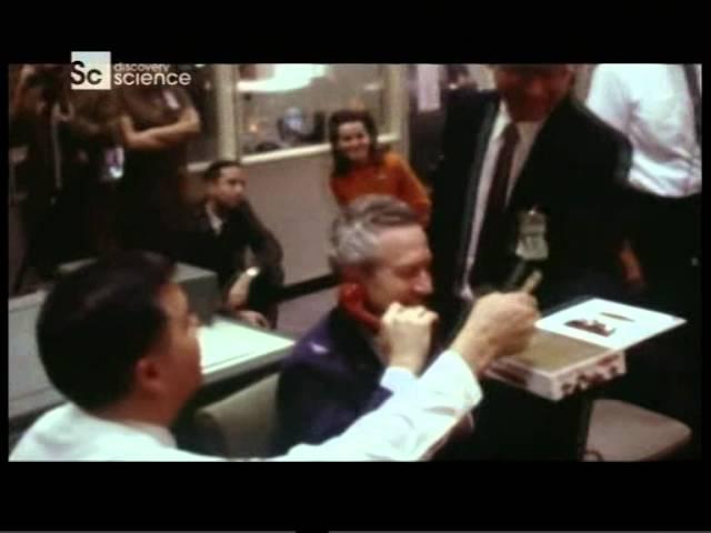 Эпохальные полеты НАСА. Посадка Орла