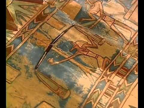 Сокровища Саккары - 2ч (Египет)
