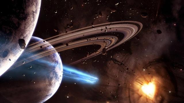 Самые большие объекты в космосе. Документальный фильм о космосе. Небесные тела