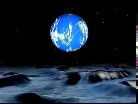 Земля космический корабль. Весна
