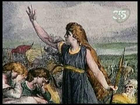 Тайны древности. Обнажённые воины Европы.