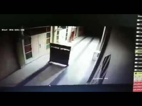 Полтергейст наблюдался в малазийской мечети